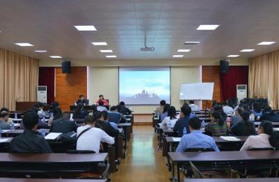 建宁水务集团举办新闻摄影培训班